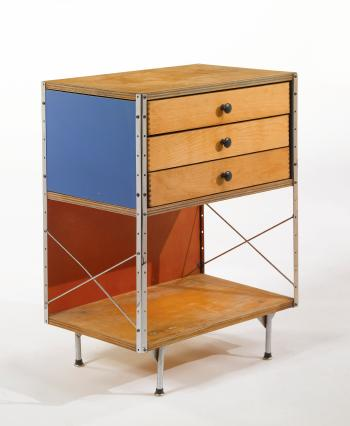 2nd Edition Esu 270-C (Eames Storage Unit) by Charles Eames by Ray ...
