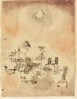 Nordafrikanisch by PAUL KLEE