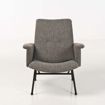 Sk 660 fauteuil by pierre guariche blouin art sales index - Pierre guariche fauteuil ...