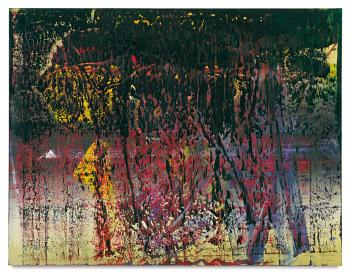 A B, St James by GERHARD RICHTER