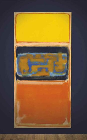 No 1 (1949) by MARK ROTHKO