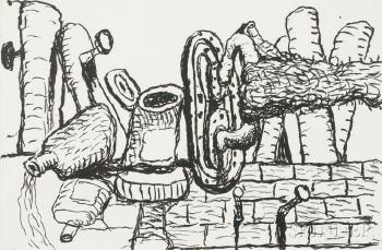 Remains by PHILIP GUSTON
