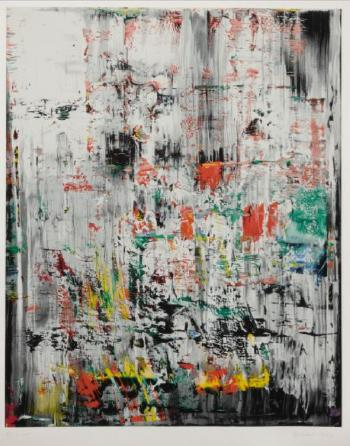 Ice 2 by GERHARD RICHTER