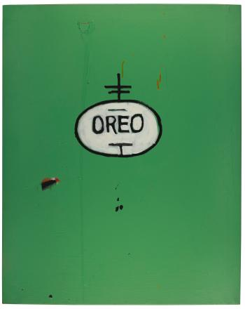 Untitled (Oreo) by JEAN-MICHEL BASQUIAT