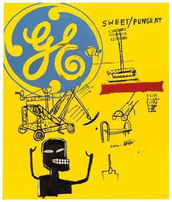 Sweet Pungent by ANDY WARHOL
