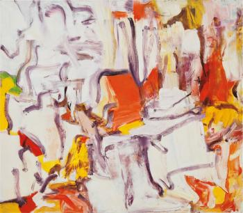 Untitled II by WILLEM DE KOONING