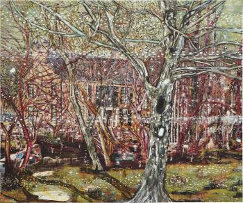Rosedale by PETER DOIG