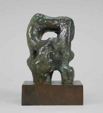 Sculptural Form by Henry Moore | Blouin Art Sales Index