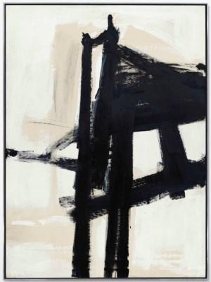 Light Mechanic by FRANZ KLINE