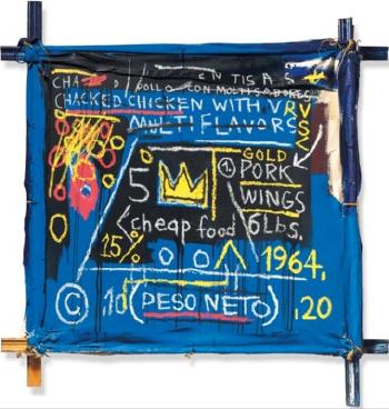 Multiflavors by JEAN-MICHEL BASQUIAT