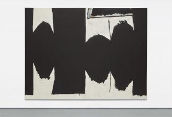 At Five in the Afternoon by ROBERT MOTHERWELL