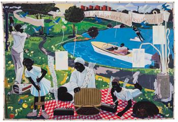 Past Times by KERRY JAMES MARSHALL