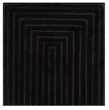 Untitled (Study For Getty's Tomb) by  Frank Stella