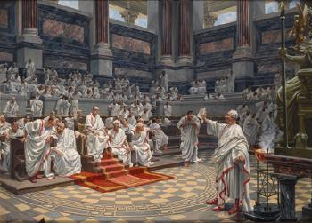 the roman senate democracy in athens roman government watch crash ...
