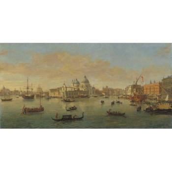 View of the Bacino, Venice by  Gaspar van Wittel