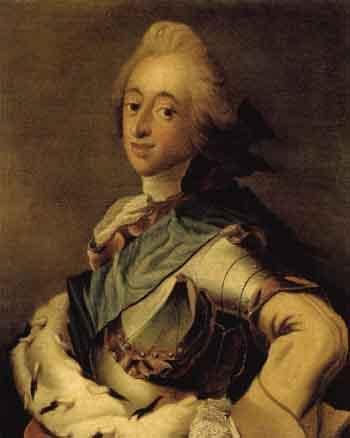 Portrait Of Frederik V Wearing Armour By Peter Wichmann Blouin Art