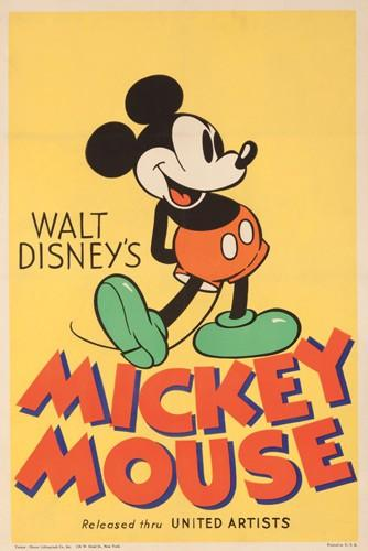 Mickey Mouse By Ub Iwerks Blouin Art Sales Index