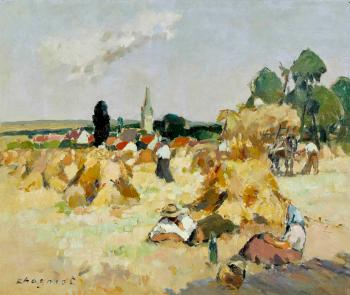 Alfred-Jean Chagniot   Art Auction Results