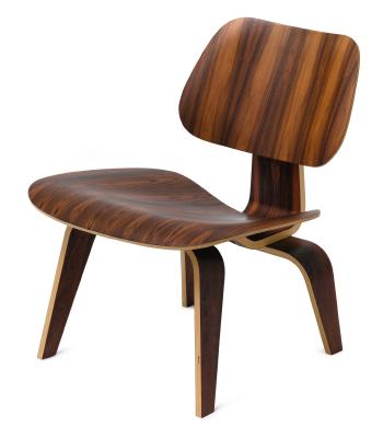 50th Anniversary Limited Edition LCW Chair By CHARLES EAMES