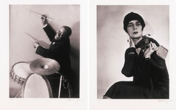 Buddy Gilmore, Paris, 1927 Princess Marthe Bibesco, Paris, 1927 Princess Eugene Murat, New York, 1930 Edna St. Vincent Millay, New York, 1930 by BERENICE ABBOTT