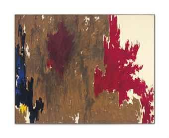 PH-148 (1960-F) by CLYFFORD STILL