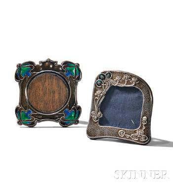 Two Arts and Crafts Frames by William Hutton & Sons LTD | Blouin Art ...