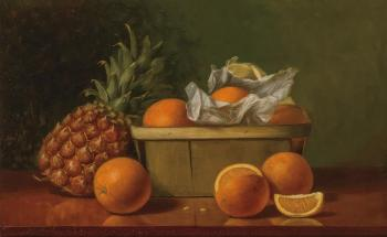 still life with fruit by albert francis king blouin art sales index