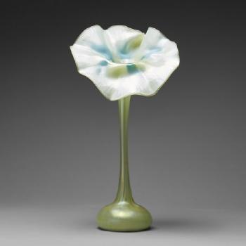Jack In The Pulpit Vase By Hans Hedberg By Louis Comfort Tiffany