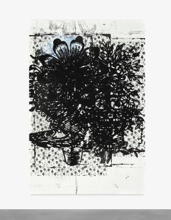 Your Sweetness Is My Weakness by CHRISTOPHER WOOL