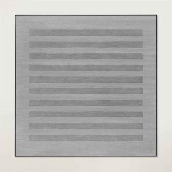 Untitled #6 by AGNES MARTIN