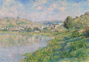 Vétheuil by CLAUDE MONET