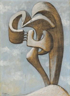 Figure by PABLO PICASSO