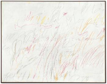 Sunset by CY TWOMBLY