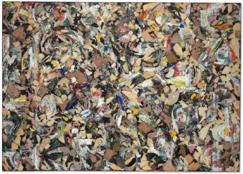 Shattered Light by LEE KRASNER