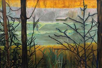 Almost Grown by PETER DOIG