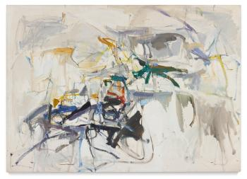Ste. Hilaire by JOAN MITCHELL