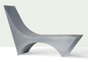 Chaise Longue By TOM DIXON
