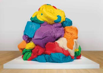 Play-doh by JEFF KOONS