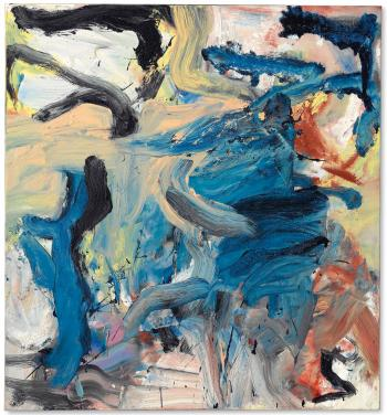 Untitled XVIII by WILLEM DE KOONING
