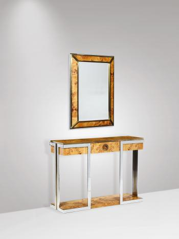 Table Basse By Willy Rizzo Blouin Art Sales Index
