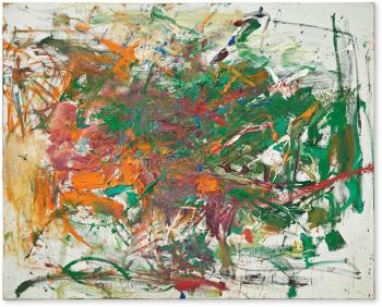 Syrtis by JOAN MITCHELL
