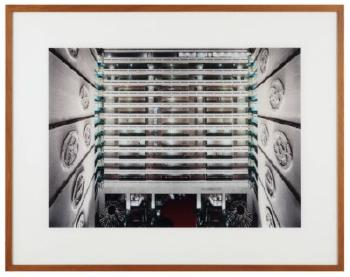 99 Cent II Diptychon By Andreas Gursky