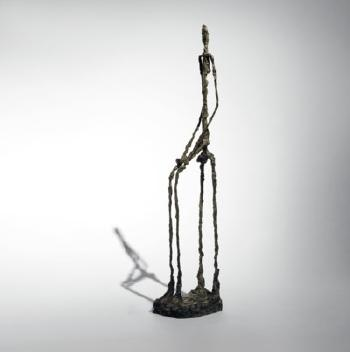Femme Assise by ALBERTO GIACOMETTI