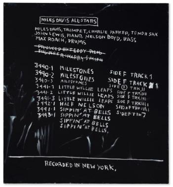 Discography Two by JEAN-MICHEL BASQUIAT
