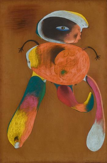 Figure by JOAN MIRO