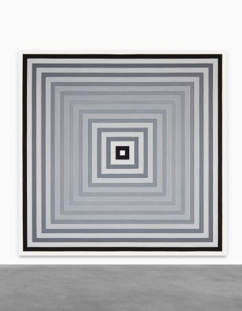 Sight Gag by FRANK STELLA