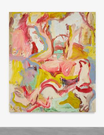Amityville by WILLEM DE KOONING