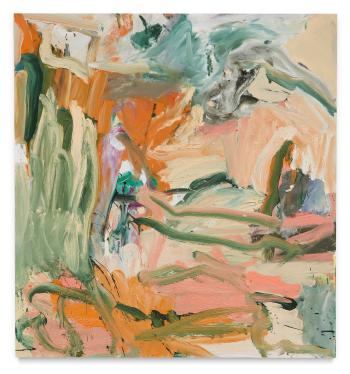Untitled X by WILLEM DE KOONING