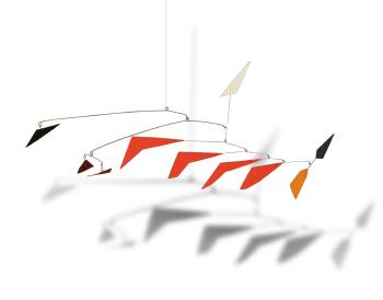 National Gallery III [Maquette] by ALEXANDER CALDER