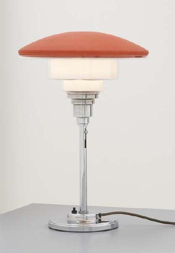 Megaphos table lamp by c f otto muller blouin art sales index c f otto muller aloadofball Choice Image
